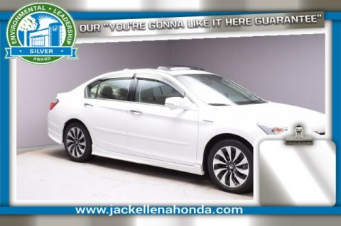 Certified Pre-Owned 2014 Honda Accord Hybrid Touring